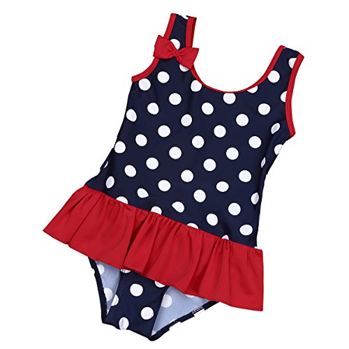 iEFiEL Baby - Mädchen Badeanzug Einteiler Bikini...