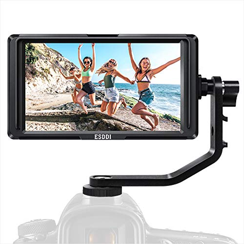 ESDDI F5 5 Zoll Kamera Monitor Full HD IPS...