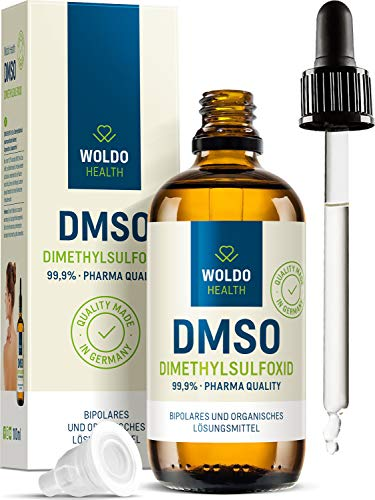 DMSO Pharma Qualität mit Pipette &...