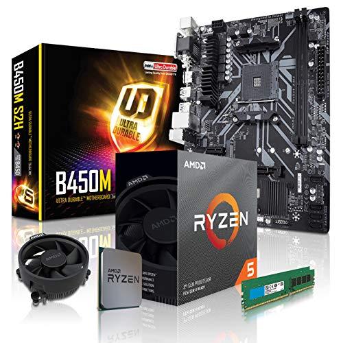 dcl24.de PC Aufrüstkit [11768] AMD 5-3600 6x3.6...