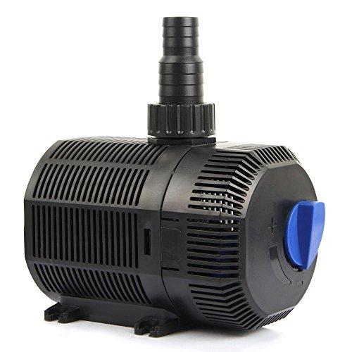 Forever Speed Eco Pumpe Teichpumpe Filterpumpe...