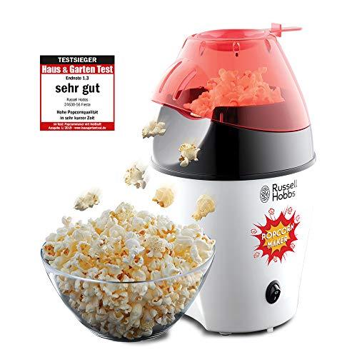 Russell Hobbs Popcornmaschine Fiesta (Heißluft...