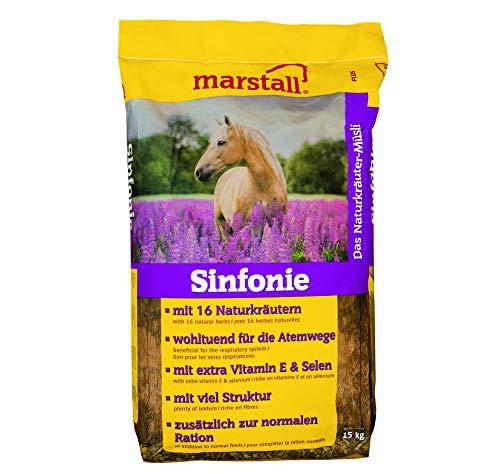 marstall Premium-Pferdefutter Sinfonie, 1er Pack...