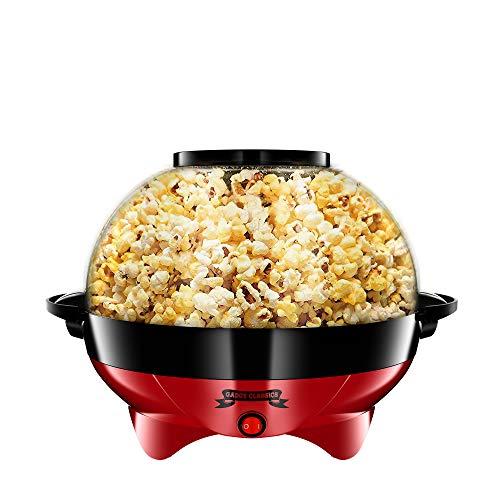 Gadgy ® Popcornmaschine l 800W Popcorn Maker mit...