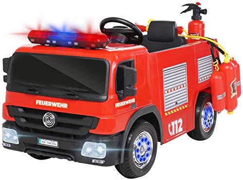 Actionbikes Motors Kinder Elektroauto Polizei /...