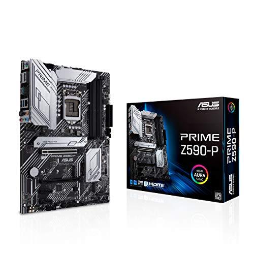 ASUS Prime Z590-P Gaming Mainboard Sockel Intel...