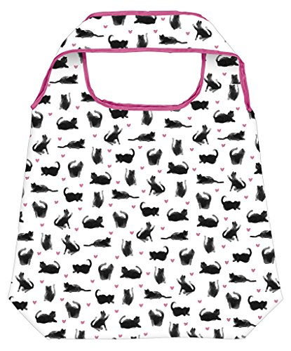 moses. Shopper Katze   Faltbare Einkaufstasche  ...