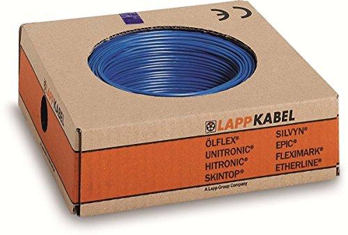 Lapp Kabel&Leitung H07V-K 1x2,5 BU 4520022 R100