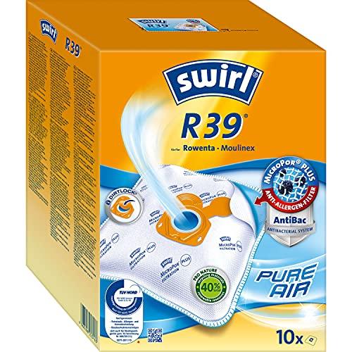Swirl R39 MicroPor Plus Staubsaugerbeutel für...