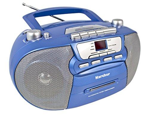 Karcher RR 5040 Oberon tragbares CD-Radio...