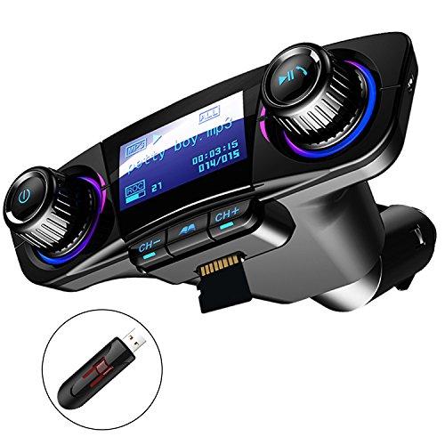 Bluetooth FM Transmitter Auto MP3-Player Handsfree...