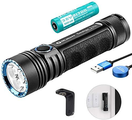 OLIGHT Seeker 2 PRO Wiederaufladbare Taschenlampe...