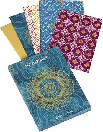 Der Zauber Indiens - Grußkarten-Set: 8...