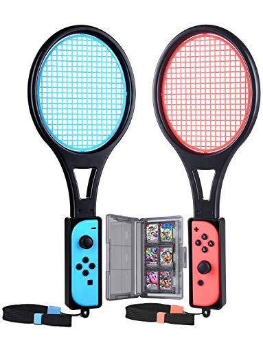 Tendak Tennisschläger für Nintendo Switch Mario...