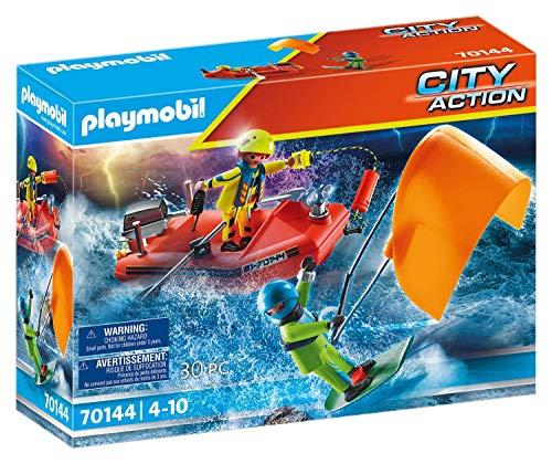 PLAYMOBIL City Action 70144 Seenot:...