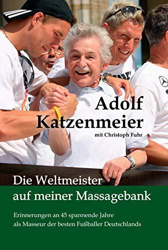 Die Weltmeister auf meiner Massagebank:...