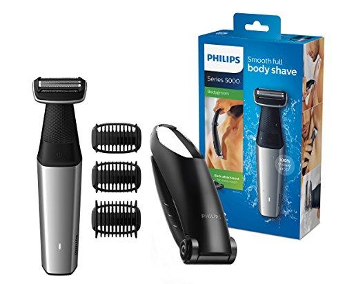 Philips Bodygroom Series 5000 mit Aufsatz für...