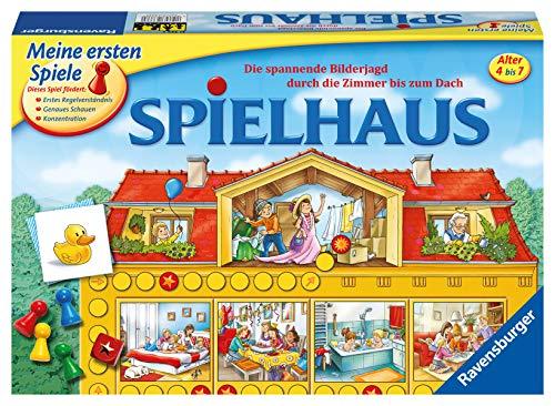 Ravensburger 21424 - Spielhaus -...