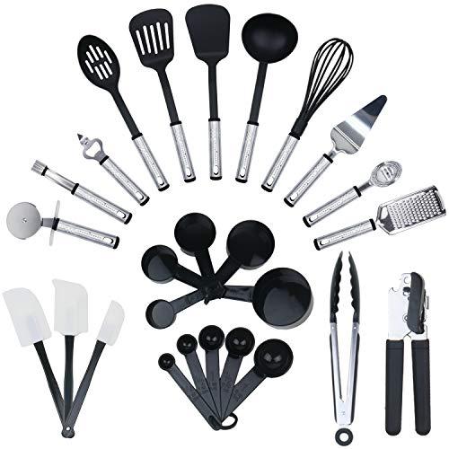 KRONENKRAFT® 26 teiliges Küchenset...