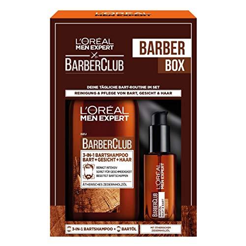 L'Oréal Men Expert Bartpflege Set mit Bartöl und...