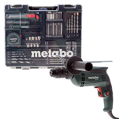 Metabo 600671870 Schlagbohrmaschine SBE 650 mit...
