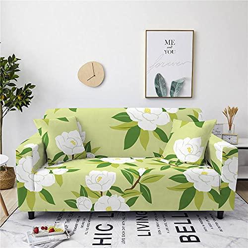 Elastischer Sofabezug 2 Sitzer Sofahusse Stretch...