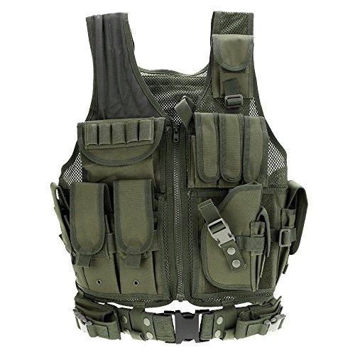 Docooler Militärische Taktik-Weste für Jagd...