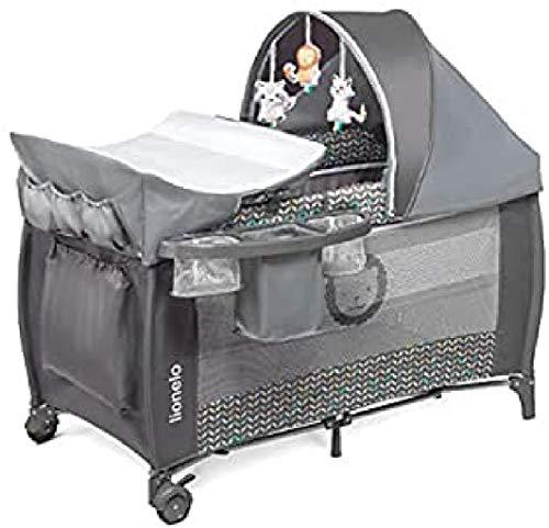 Lionelo Sven Plus 2 in 1 Baby Bett Laufstall Baby...