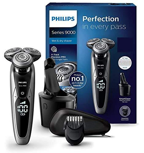Philips Rasierer Series 9000 Elektrischer Nass-...
