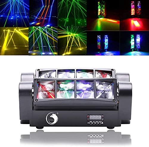 KT Stage Light 60W Moving Head Spider Licht DMX512...