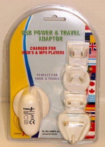 digiteck N5C–Universal USB Netzteil Travel...