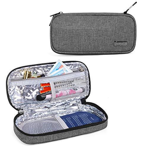 Luxja Insulin Kühltasche für Unterwegs,...