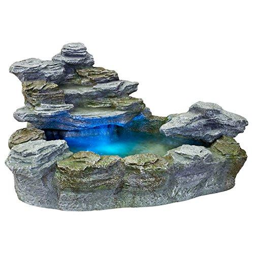 STILISTA Mystischer Gartenbrunnen Olymp Brunnen in...