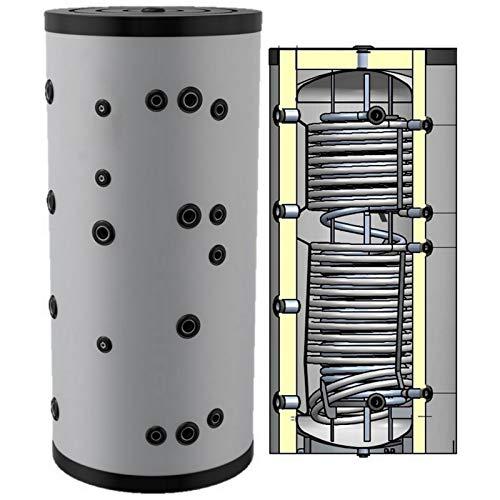 Hygienespeicher, Boiler mit Edelstahlwellrohr zur...