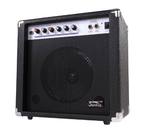 Soundking AK20-G Gitarrenverstärker - 2-Kanal, 60...