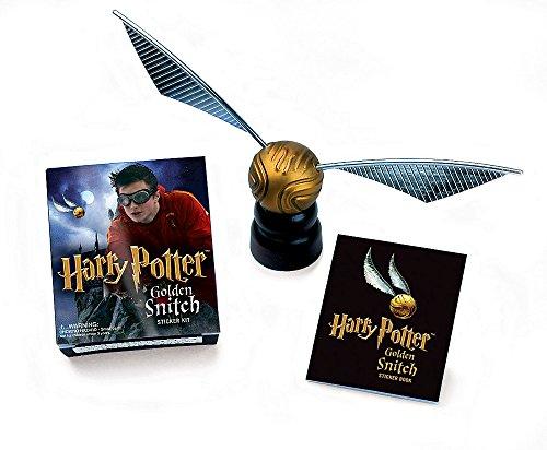 Harry Potter Golden Snitch Sticker Kit (Miniature...