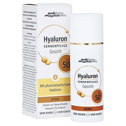 Medipharma Cosmetics Hyaluron Sonnenpflege Gesicht...