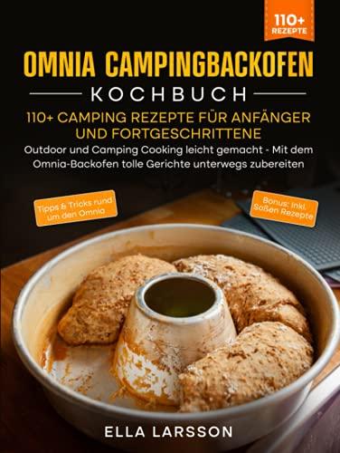 Omnia Campingbackofen Kochbuch – 110+ Camping...