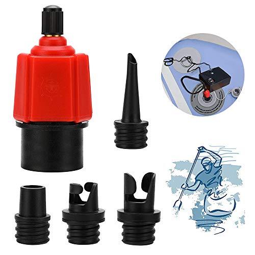 XCOZU SUP Ventil Adapter, SUP Kompressor Adapter,...