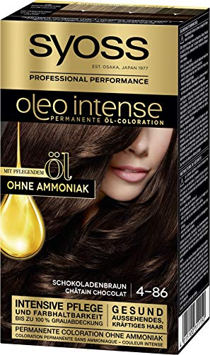SYOSS Oleo Intense Permanente Öl-Coloration,...