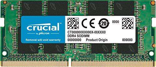 Crucial RAM CT16G4SFD824A 16GB DDR4 2400 MHz CL17...