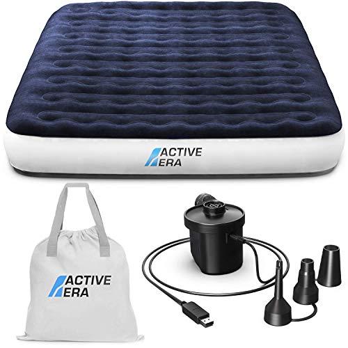 Active Era Luxus Camping Doppel Luftbett mit...