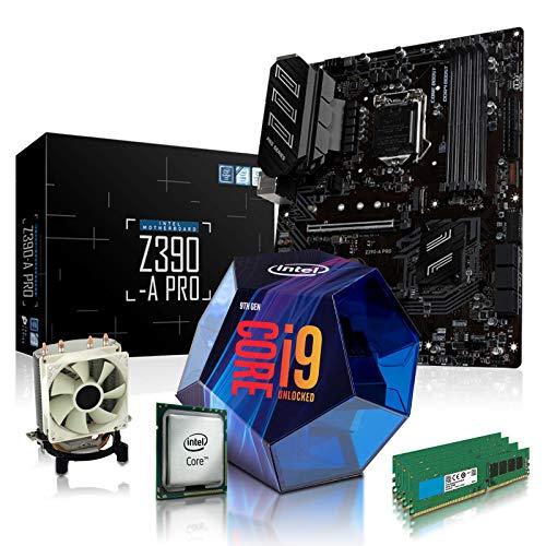 dcl24.de PC Aufrüstkit [12481] Intel i9-9900KF...