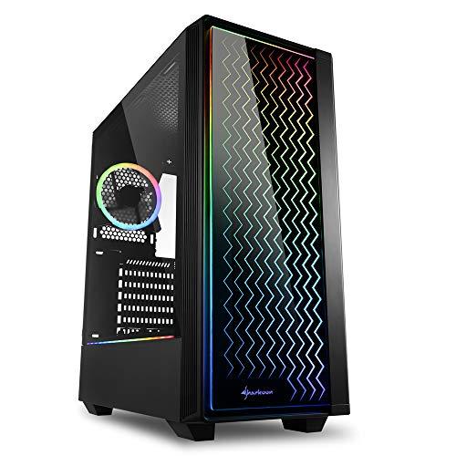 Sharkoon RGB LIT 200, PC Gehäuse