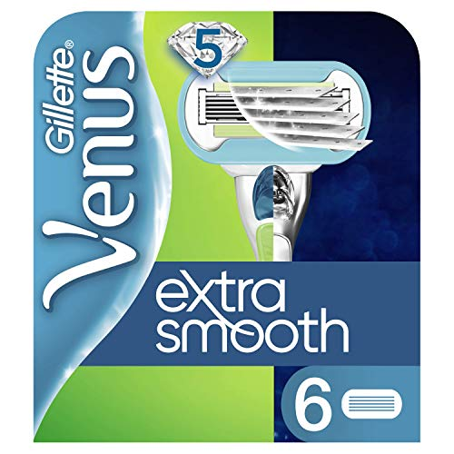 Gillette Venus Extra Smooth Rasierklingen mit...