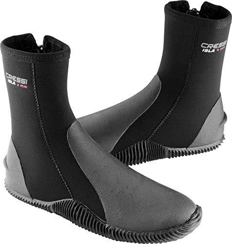 Cressi Isla Boots - Premium Neopren Füßling Für...
