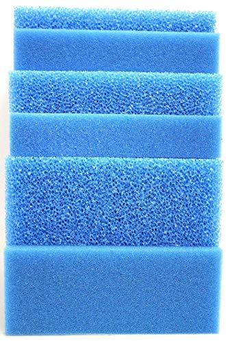 Wohnkult Filtermatte Filterschwamm blau alle...