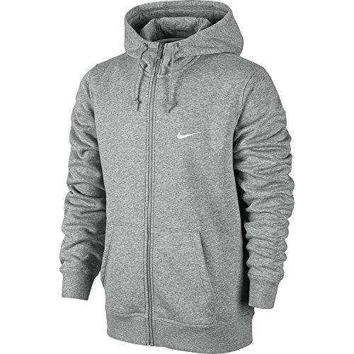 Nike Herren, Kapuzenpullover mit durchgehendem...