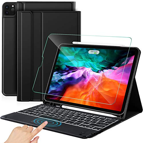 Sross Tastatur für iPad Pro 12.9, iPad Pro 12.9...
