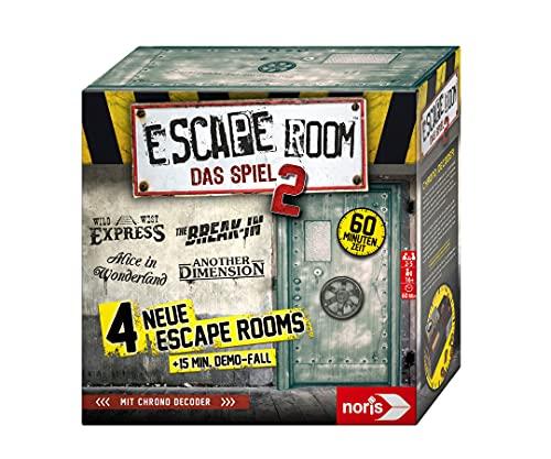 Noris 606101891 Escape Room 2 (Grundspiel)...